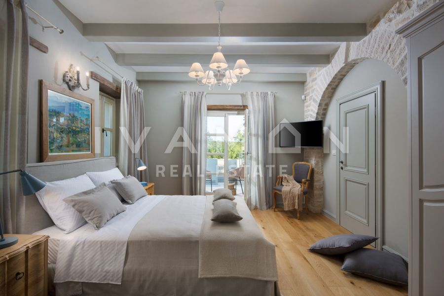 Prekrasna vila za 8 osoba u srcu Istre