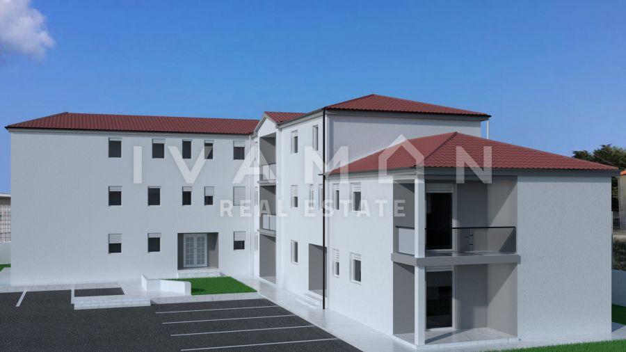 Novogradnja u urbanom mjestu u okolici Poreča