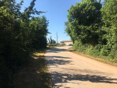 Muntrilj, 17 km od Poreča, građevinsko zemljište
