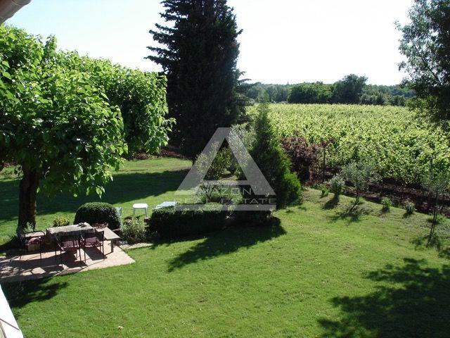 Poreč okolica, samostojeća kuća sa vinogradom