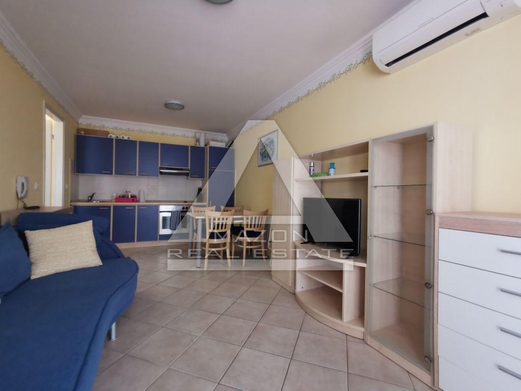Umag, Crveni Vrh, Skiper Residence, apartman u prizemlju