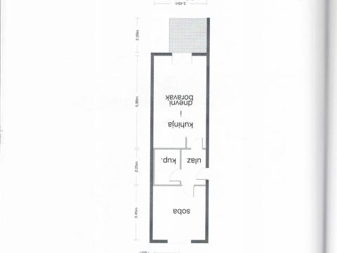 NOVI VINODOLSKI STAN 45m2 PRODAJA