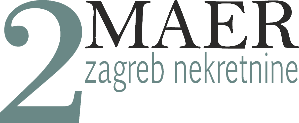 2Maer real estate Zagreb, apartments, houses, land, business premises