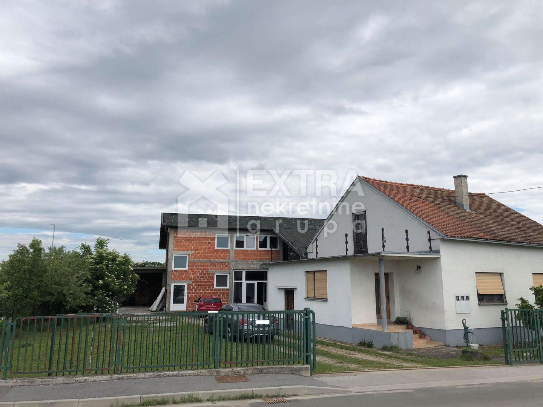KOBILIĆ - VELIKA GORICA - STAMBENI + POSLOVNI OBJEKT