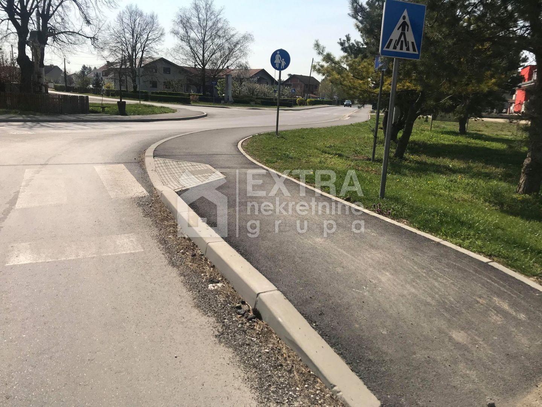VELIKA GORICA - KURILOVEC - GRAĐEVINSKO ZEMLJIŠTE