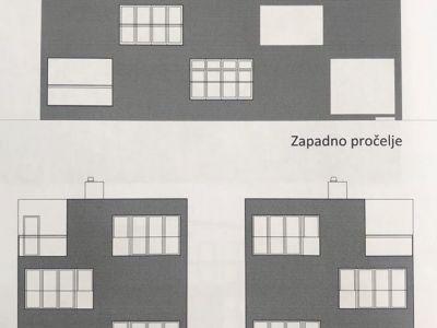 ZAGREB - TREŠNJEVKA - ANDRAŠEVEČKA - STAN U PRIZEMLJU