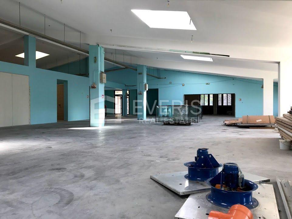 Poslovni kompleks, Rijeka Škurinje, zgrada 867 m2 na parceli 3.046 m2