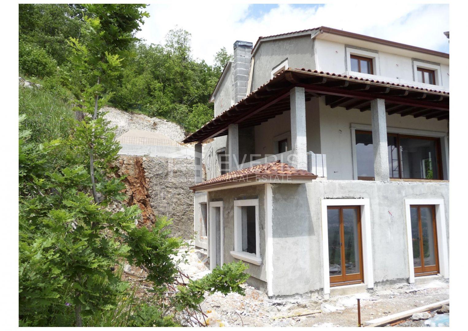Rukavac, vila s panoramskim pogledom