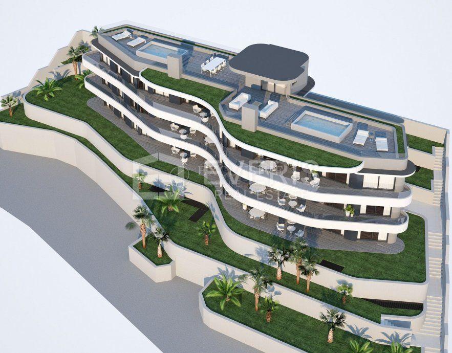 Opatija, luksuzni penthouse 215 m2 s bazenom