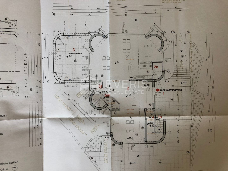 Viškovo, centar, poslovni prostor 135 m2