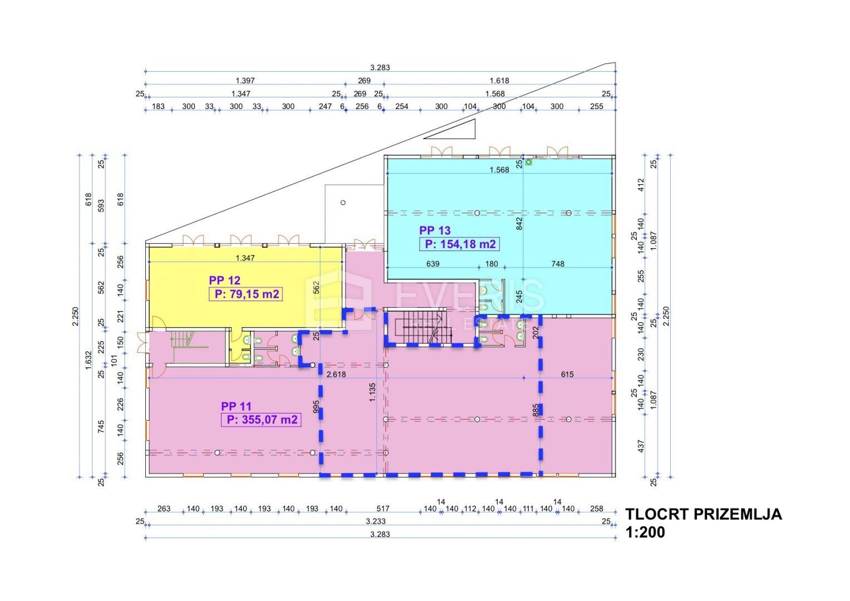 Kastav, Belići, poslovni prostor 145 m2