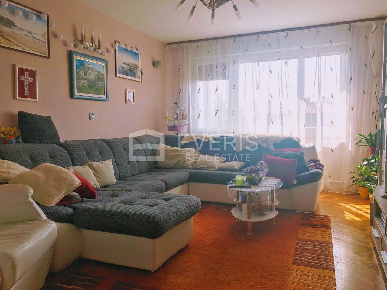 Srdoči, stan 2S+DB, 65 m2