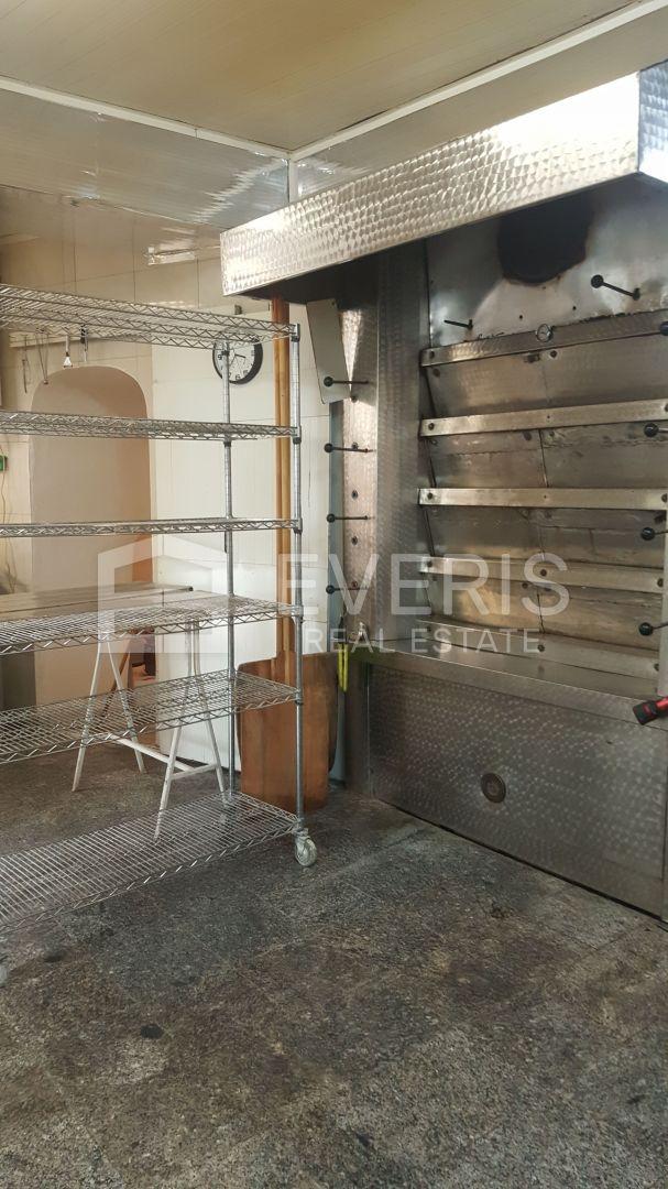 Kastav, poslovni prostor, opremljena pekara