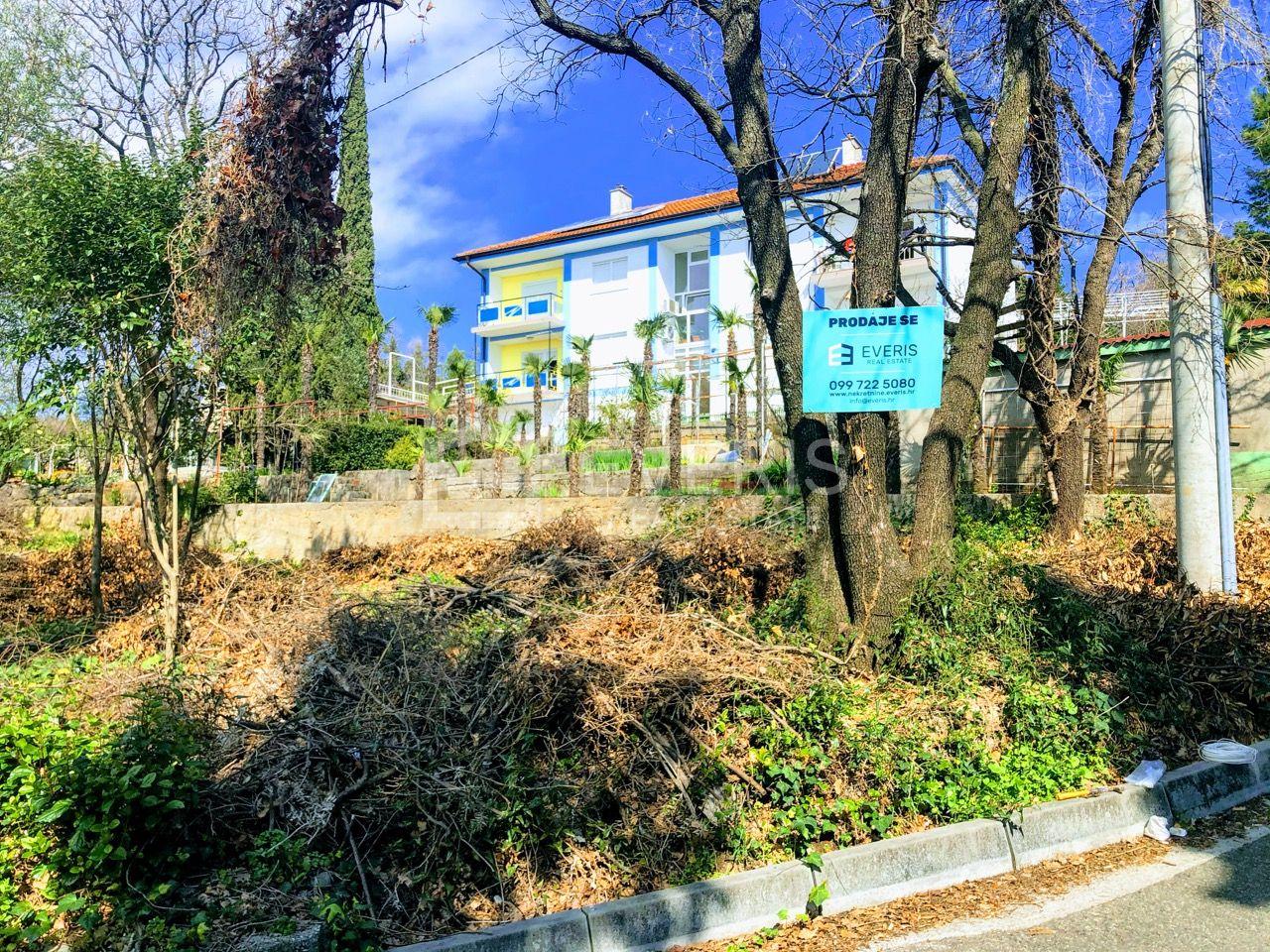 Rijeka, Bivio, građevinsko zemljište 1500 m2