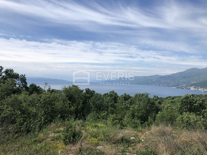Rijeka, Martinkovac, građevinsko zemljište 2249 m2