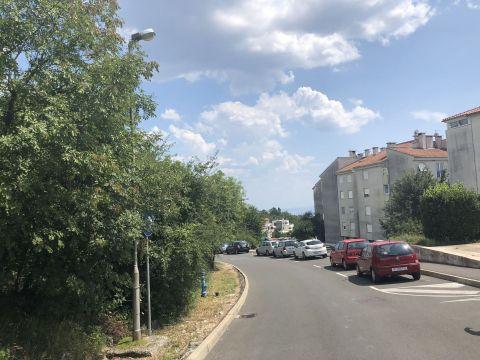 Kastav - Rešetari; građevinsko zemljište 1613 m2