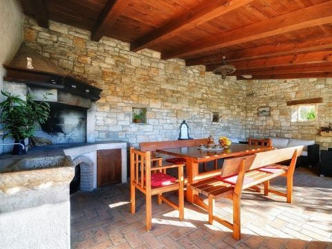 Vila, Istra, Svetvinčenat, 155 m2