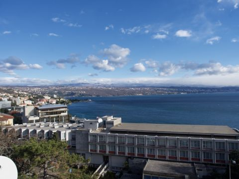 Opatija, stan s prekrasnim pogledom na more 137,89 m2
