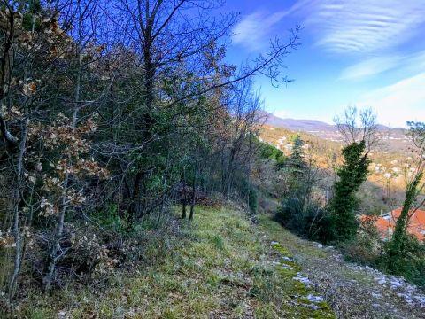 Land Tuliševica, Lovran, 3.375m2