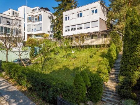 Zagreb, Tuškanac, vila 450 m2 na parceli 973m2