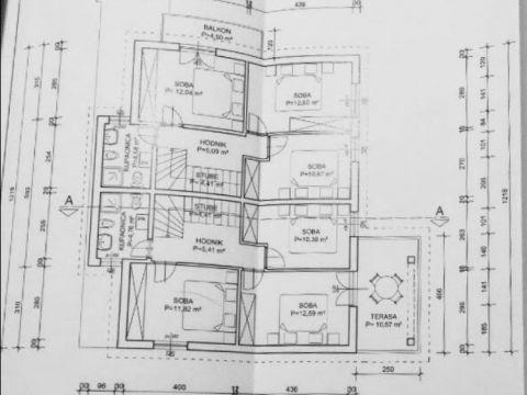 Viškovo centar, dvoetažni stan 110 m2
