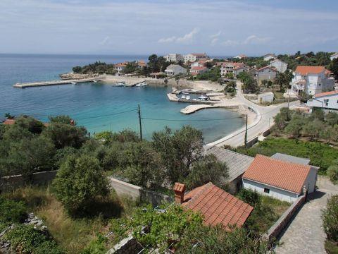 Otok Pag, Jakišnica, kuća s pogledom, 315 m2