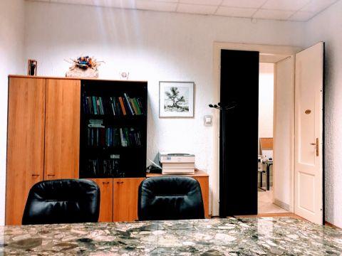 Rijeka, centar, ured sa stanom, 75m2