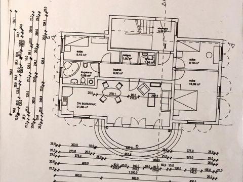 Matulji, stan 3S+DB, 90 m2, blizina centra