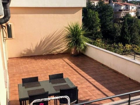 Kastav, Rubeši, stan 119 m2 s velikom terasom