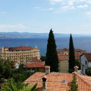Opatija, kuća s pogledom