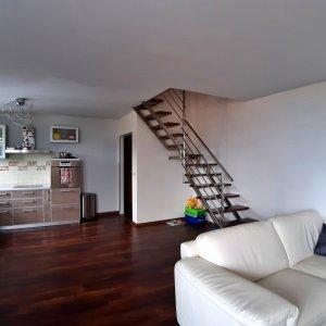 Trsat-dvoetažan stan, 125m2