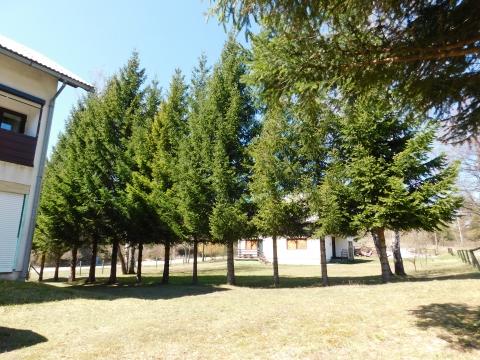 Obiteljska kuća na Rudanovcu 1086m2 - NP Plitvička jezera
