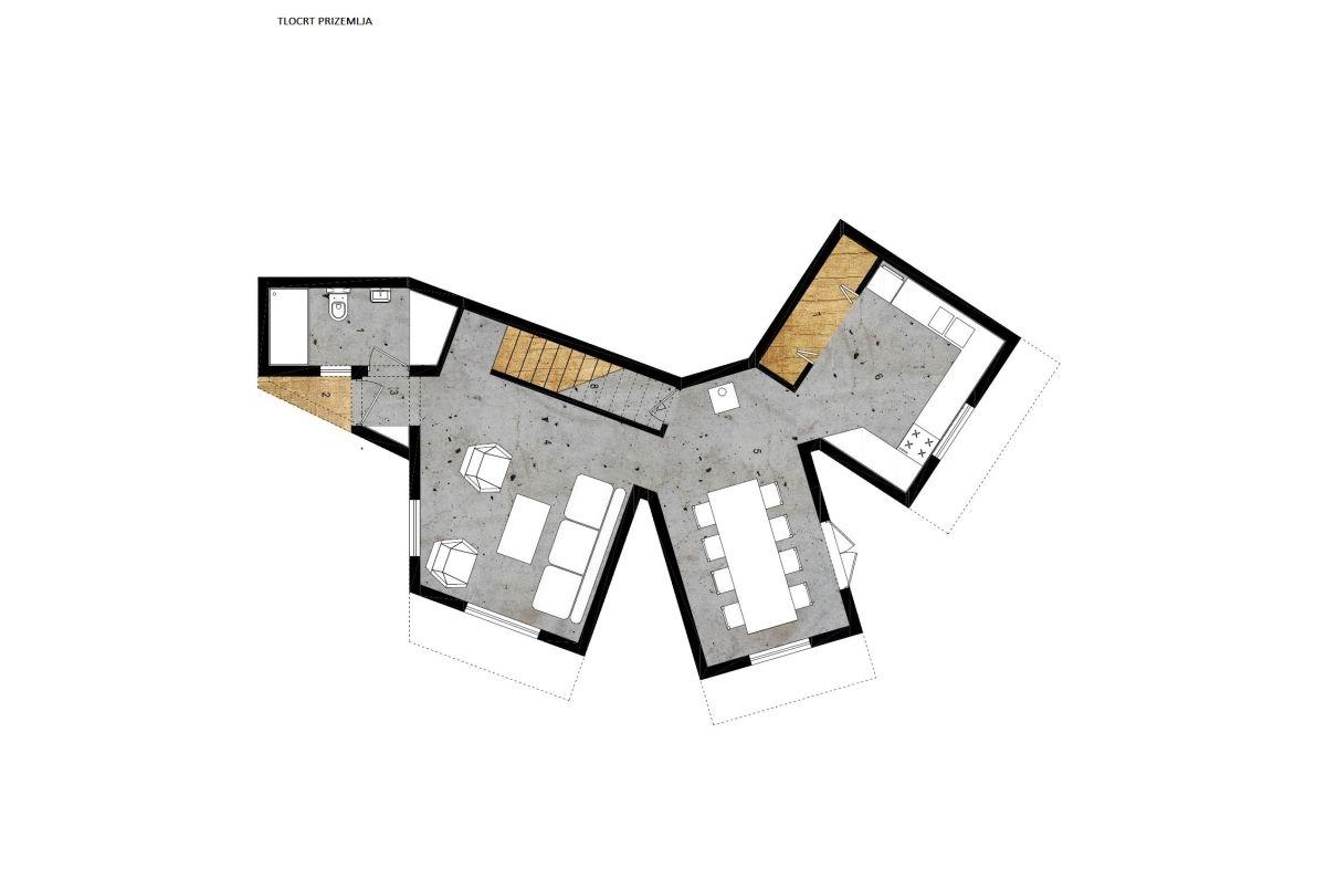 Haus Krk, 114m2