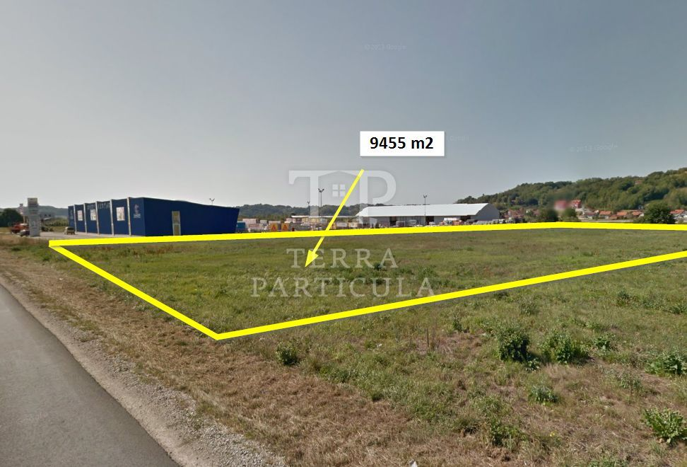 Grundstück Zabok, 9.455m2