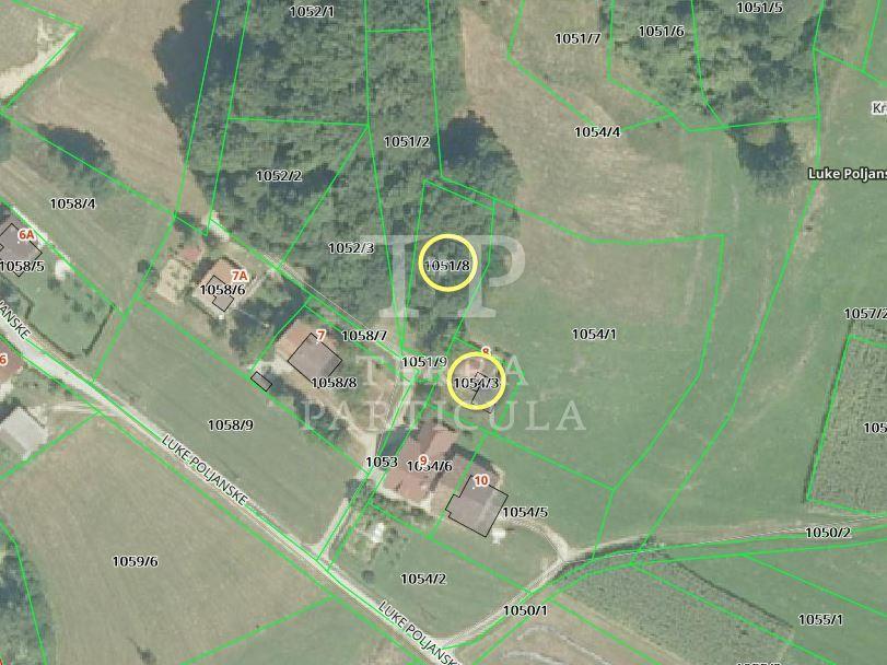 Atomske Toplice, vikendica u neposrednoj blizini (Luke Poljanske)oplica