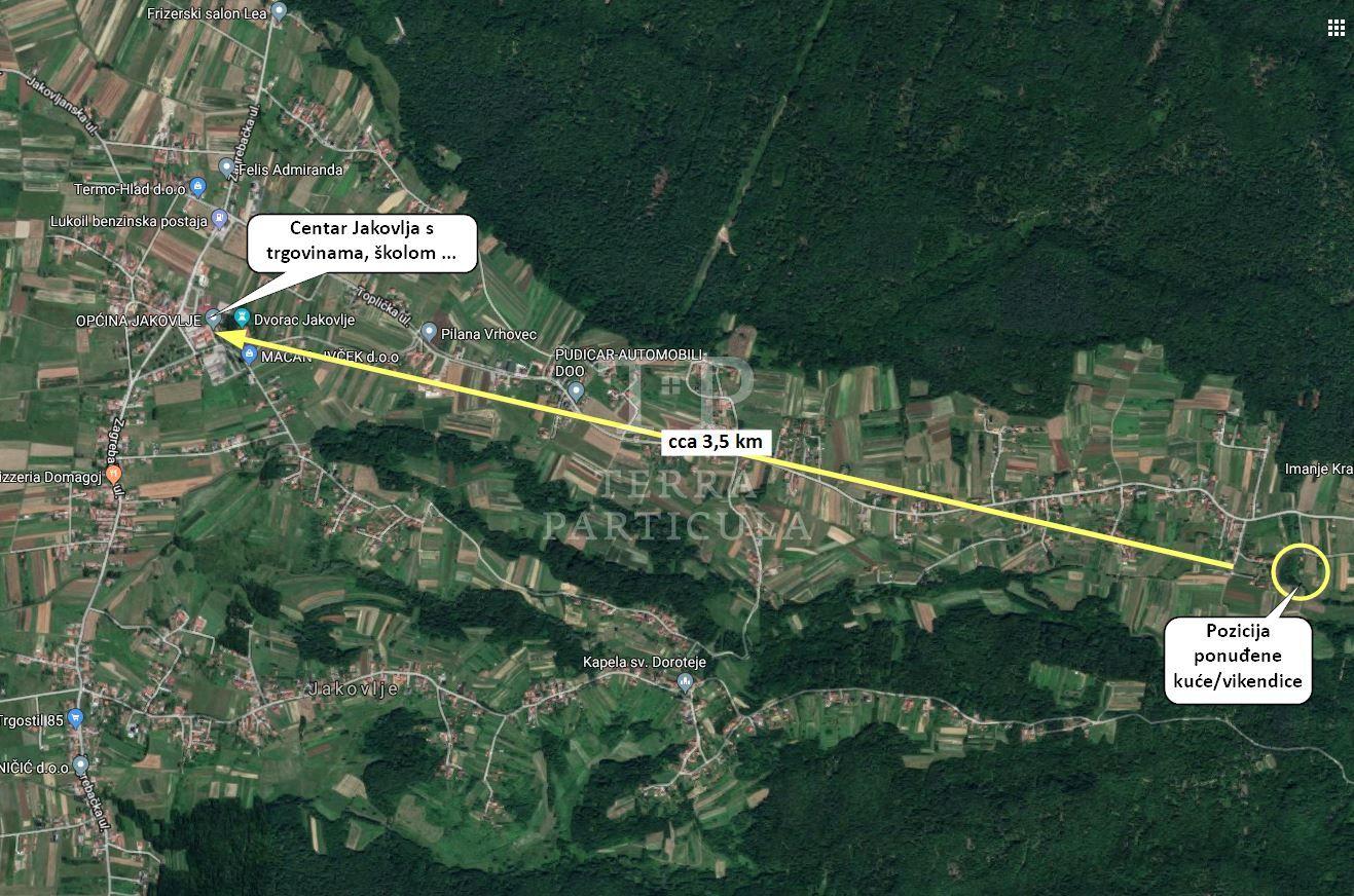 Jakovlje, Toplička cesta 202A