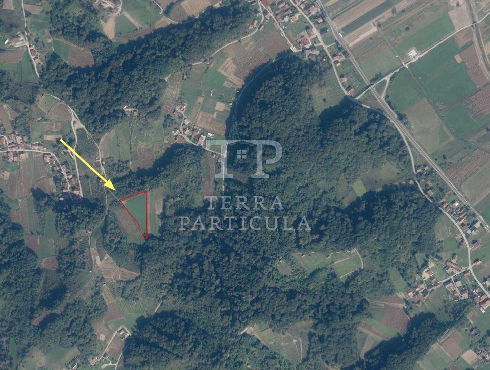 Veliko Trgovišće, Dubrovčan, polj. zemljište 4848 m2