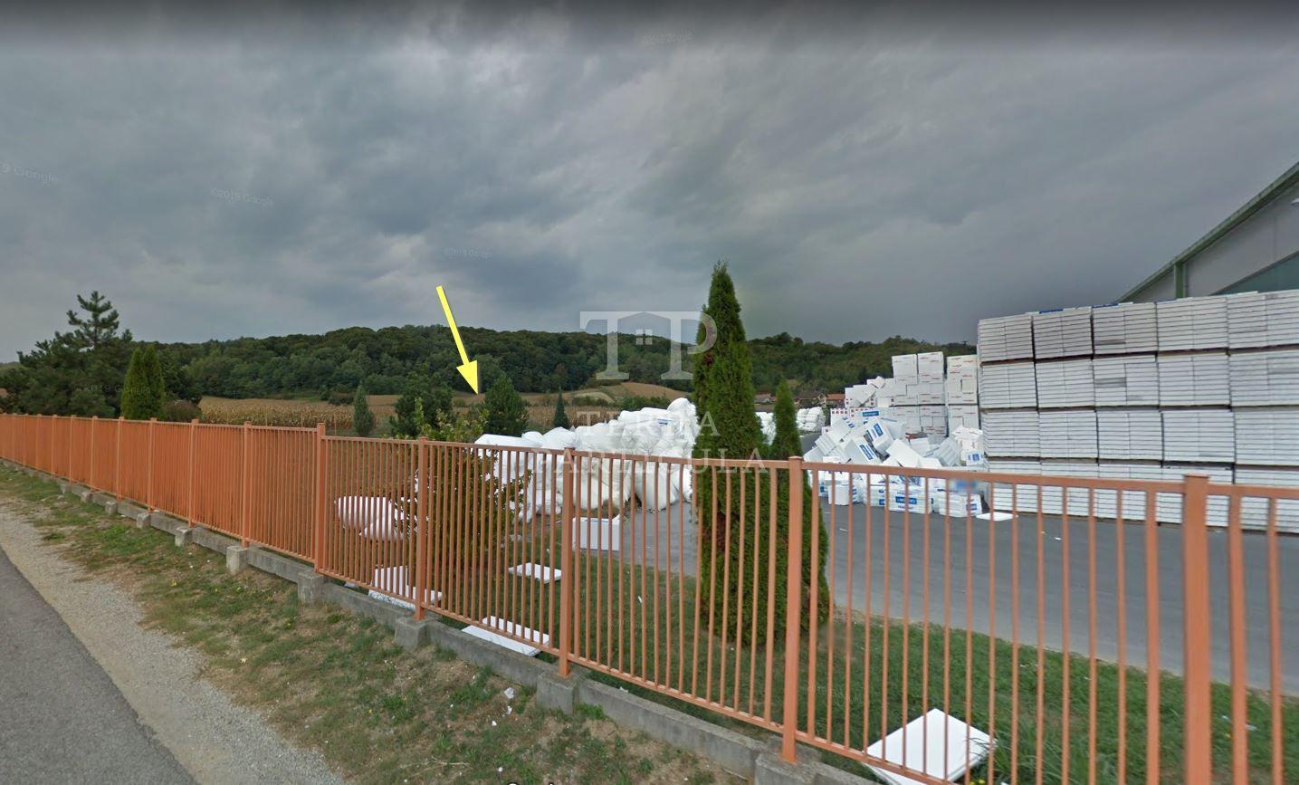 Sveti Križ Začretje, 9.711 m2 u industrijskoj zoni