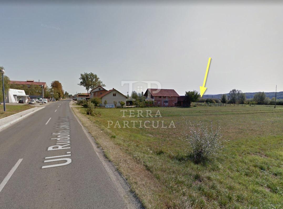 Poznanovec građevinsko zemljište, 2043 m2
