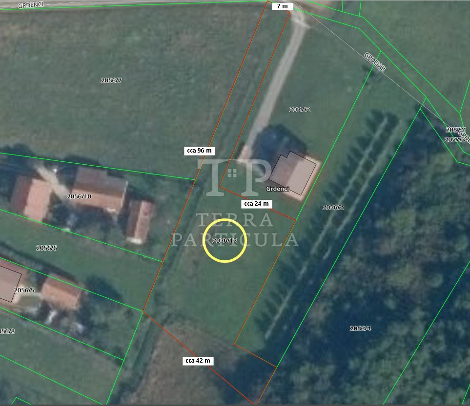 Zabok, Grdenci 1378 m2