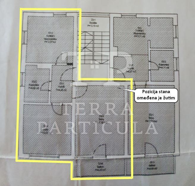Belec, stan cca 60 m2 korisne površine