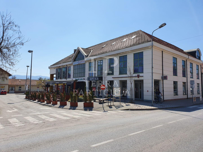 Zabok, caffe bar 115 m2, Blok kolodvor