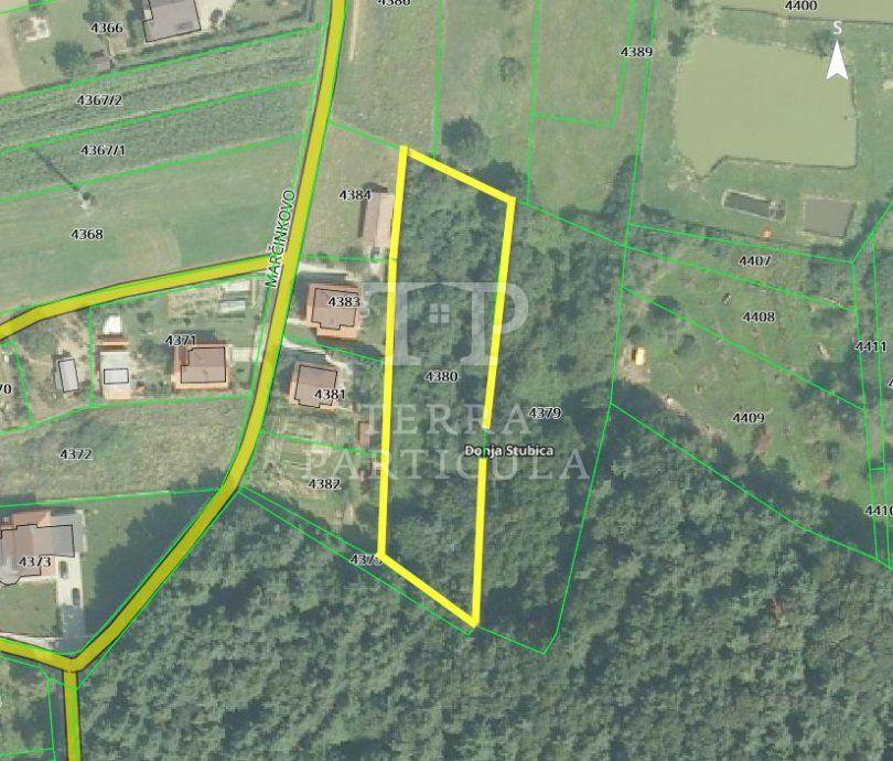 Građevinsko zemljište, Donja Stubica, 3006 m2