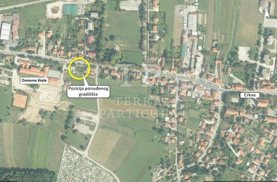 Građevinsko zemljište, Donja Stubica, 600 m2