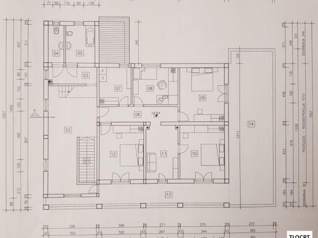Desinić, vila od 613,32 m2 na 21.663 m2 okućnice