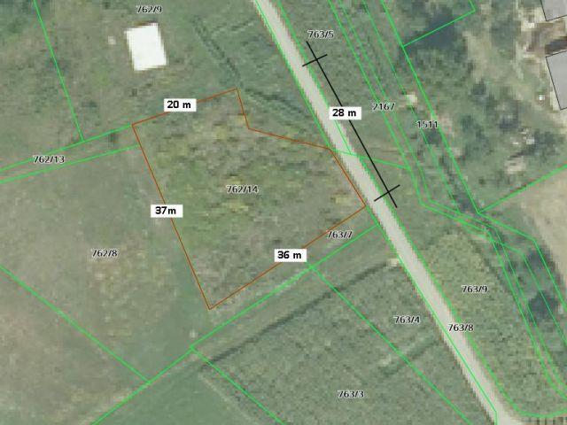 Veliko Trgovišće, gradilište od 967 m2 s izvedenim temeljima