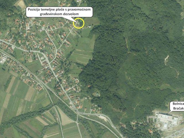Grundstück Hum Zabočki, Zabok, 637m2