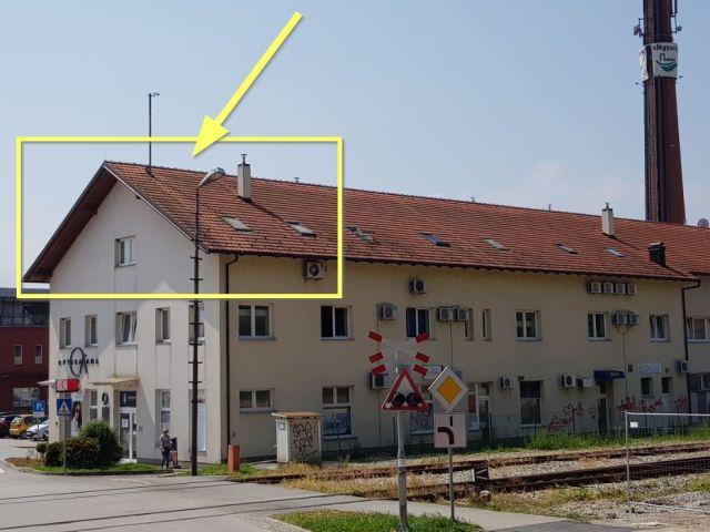 Zabok, centar, uredi ili stan od 115,18 m2