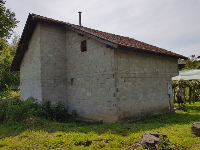 Zabok, Dubrava Zabočka 60 A, vikendica za dovršiti