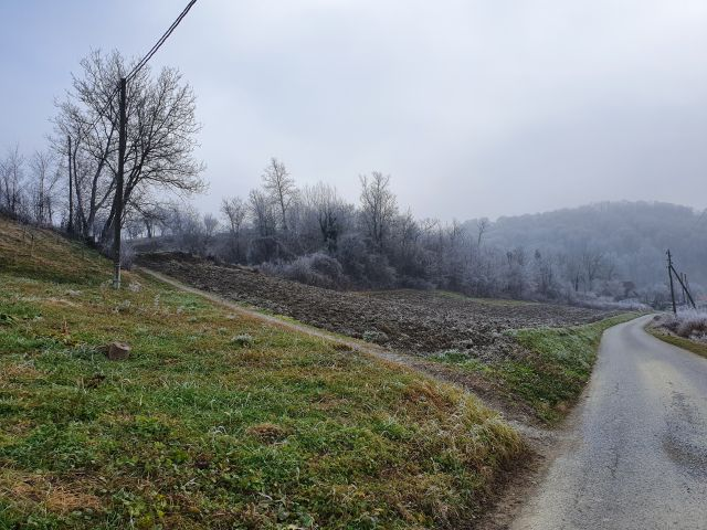 Zabok, Repovec, gradilište